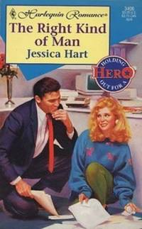 image of Right Kind Of Man (Holding Out For A Hero) (Harlequin Romance, No 3406)