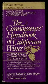 The Connoisseurs' Handbook of California Wines