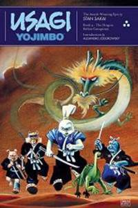 image of Usagi Yojimbo, Book 4: The Dragon Bellow Conspiracy