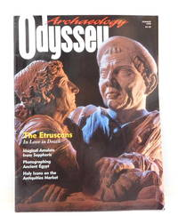 Archaeology Odyssey: Summer 1998  (Vol 1  No 3)