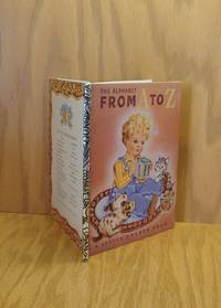 The Alphabet From A to Z, Commemorative Edition, 50 Anniversary of Little Golden Books