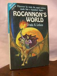 ROCANNON'S WORLD, bound with THE KAR-CHEE REIGN
