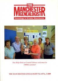 The Manchester Genealogist Vol 45 No 3