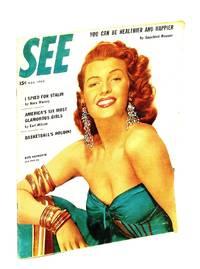 image of See [Magazine] March [Mar.] 1953, Vol. 12, No. 2 - Rita Hayworth Cover
