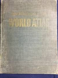 Rand McNally - Cosmopolitan World Atlas by Rand McNally - First - 1949 - from Revue & Revalued Books  and Biblio.co.uk