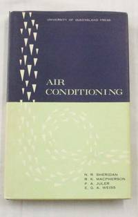 image of Air Conditioning.  A Guide for Architects, Engineers and Prospective Purchasers