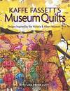 image of Kaffe Fassett's Museum Quilts: Designs Inspired by the Victoria & Albert Museum