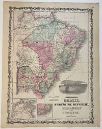 Johnson's Brazil, Argentine Republic, Paraguay, and Uruguay