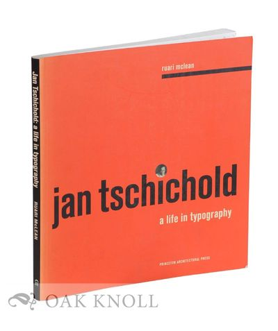 (New York, NY): Princeton Architectural Press, 1997. stiff paper wrappers. Tschichold, Jan. small 4t...