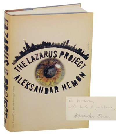 New York: Riverhead Books, 2008. First edition. Hardcover. First printing. Hemon's very well receive...