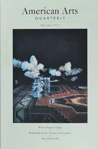 image of American Arts Quarterly Spring 2011 Volume 28, Number 2