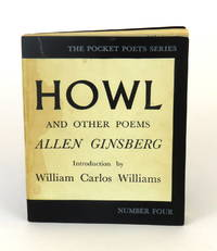 Howl and Other Poems; Introduction by William Carlos Williams