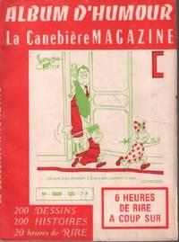 Album d'humour , La canebière magazine n° 125