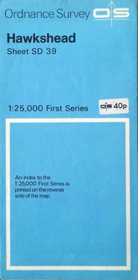 Hawkshead sheet SD 39, 1:25,000
