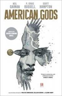 image of American Gods: Shadows: Adapted for the first time in stunning comic book form