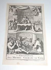Tacite: aves des notes politiques et historiqes. Engraved Title Page.