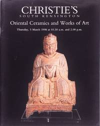 image of Christie's Oriental Ceramics and Works of Art (5 March 1998)