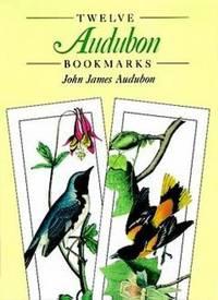 Twelve Audubon Bookmarks Dover Bookmarks