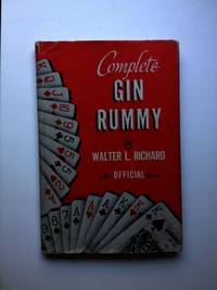 Complete Gin Rummy How To Play With Pointers Laws of Gin Rummy