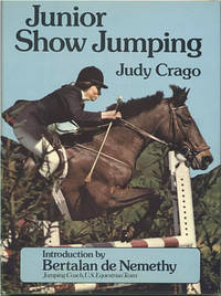 Junior Show Jumping Equestrian  by Judy Crago 1977