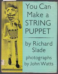 image of You Can Make a String Puppet