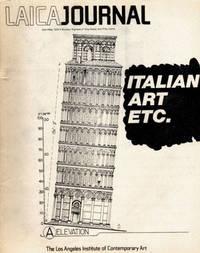 LACMA Journal. Italian Art Etc. #18
