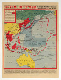 Japan's Military Expansion. Chicago Daily Tribune,  February 14, 1943.
