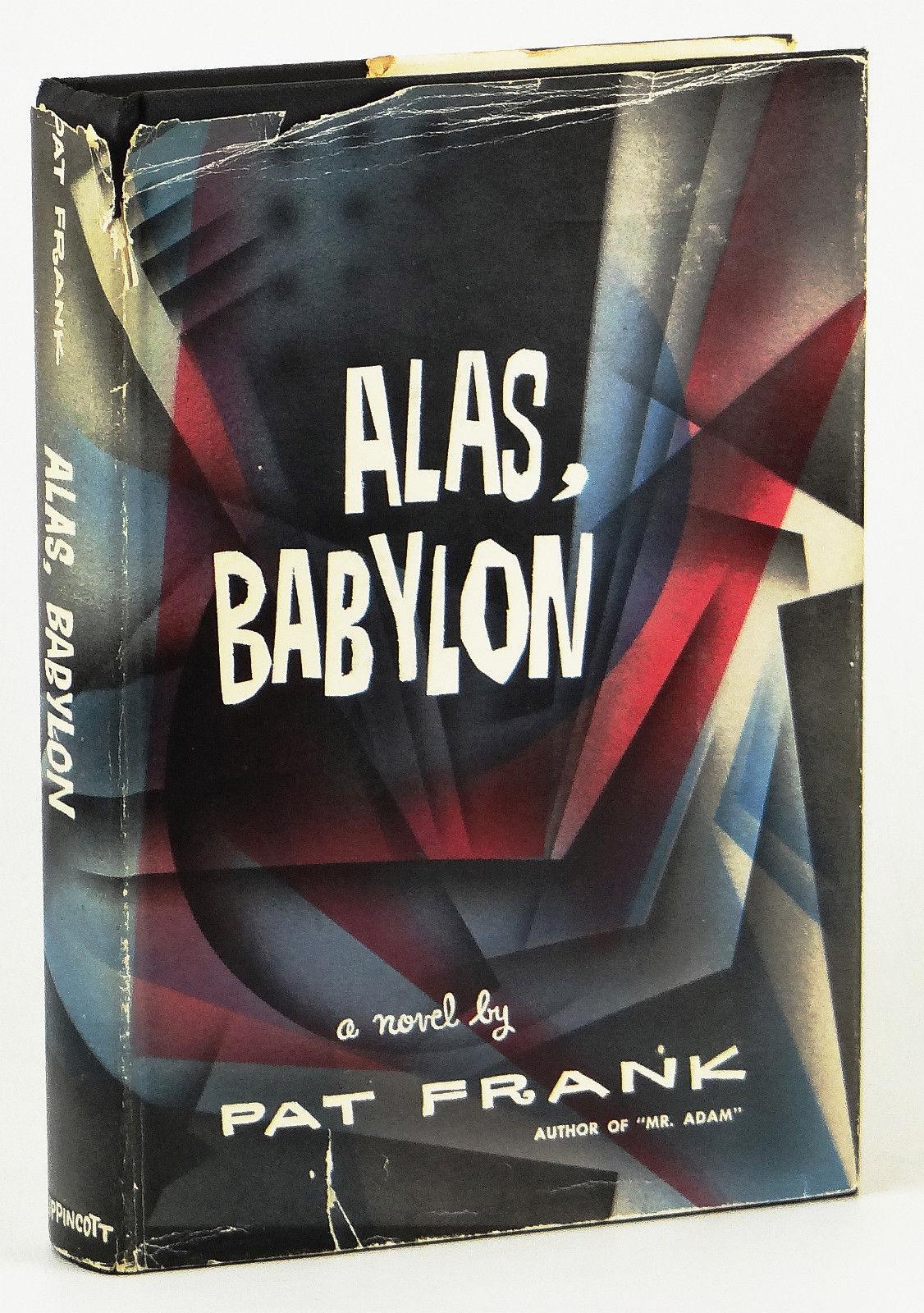 alas babylon essay Essays and criticism on pat frank's alas, babylon - critical essays.