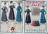 image of W. & H.WALKER PITTSBURGH, PA. MID- WINTER SALE (CATALOGUE)