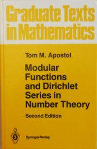 image of Modular Functions and Dirichlet Series in Number Theory