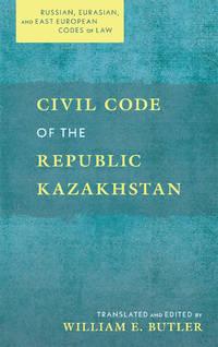 image of Civil Code of the Republic Kazakhstan