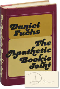 image of The Apathetic Bookie Joint (First Edition, inscribed by the author)