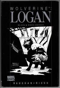 Wolverine: Logan Black and White