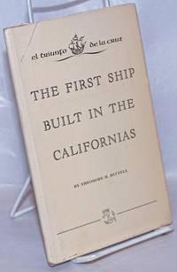 image of El Triunfo de la Cruz; the first ship built in the Californias