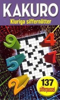 image of Kakuro : kluriga siffernötter