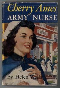 image of CHERRY AMES ARMY NURSE.