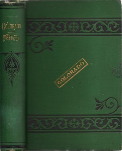 New York: C. G. Crawford, 1879. Hardcover. Fair. 12mo. Ex-library copy. viii, 540 pages, . Illustrat...
