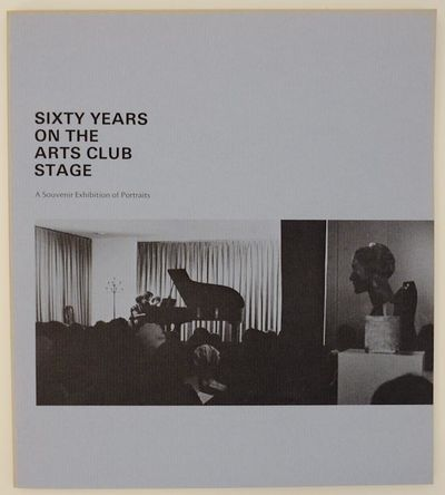 Chicago, IL: The Arts Club of Chicago, 1975. First edition. Softcover. 64 pages. Exhibition catalog ...