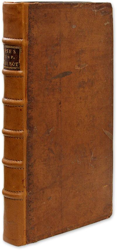 1741. Cases Tempore Talbot