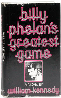 image of Billy Phelan's Greatest Game [signed]
