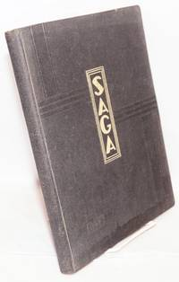 Saga 1932, Published by Associated Students of the Long Beach Junior College