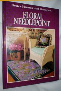 image of Better Homes and Gardens Floral Needlepoint