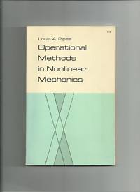 Operational Methods in Nonlinear Mechanics