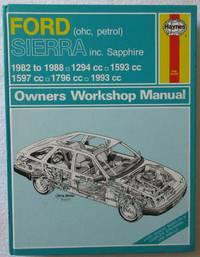 image of Ford Sierra 1982-88 Owner's Workshop Manual