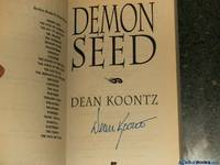 *Signed* Demon Seed (1st)