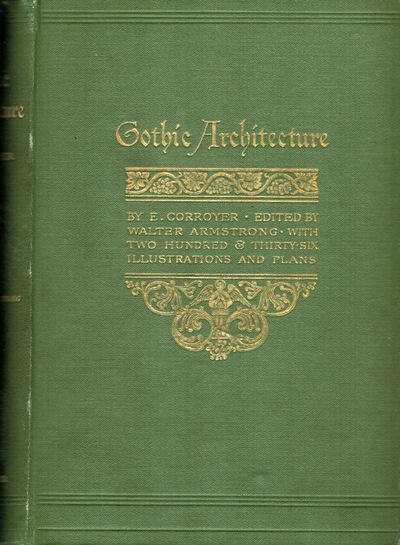 London: Seeley & Co, 1893. Hardcover. Orig. green cloth, gilt decorations and lettering spine and fr...
