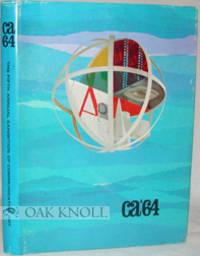 Palo Alto CA: CA Magazine, 1964. cloth, dust jacket. Design. 4to. cloth, dust jacket. (ix), 213 page...