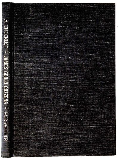 Detroit: Gale Research Company, 1972. Hardcover. Fine. Hardcover. First edition. Grey cloth boards w...