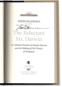 The Reluctant Mr. Darwin: An Intimate Portrait of Charles Darwin and the Making of His Theory of Evolution. Great Discoveries.
