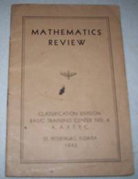 Mathematics Review: Classification Division, Basic Training Center No. 6, AAFTTC